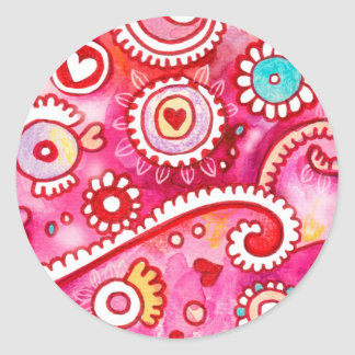 Pink Dream Sticker