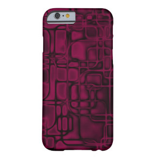 Pink Dream Vision Art Barely There iPhone 6 Case