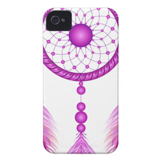 Pink Dreamcatcher iPhone 4 Cover