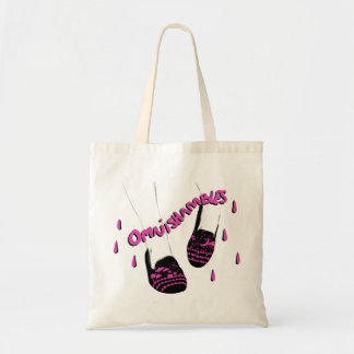 Pink Dripping Tote