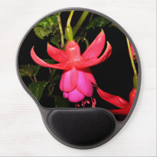 Pink Drops Gel Mouse Pads