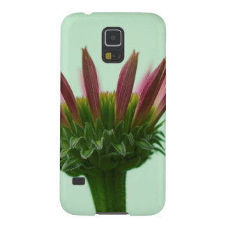 Pink Echinacea Coneflower Blossom Background Galaxy S5 Case