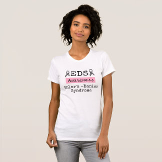 Pink EDS Ehlers-Danlos Syndrome Awareness Shirt