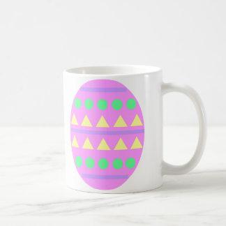 Pink Egg Mug