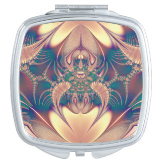 Pink Elegance Compact Mirrors