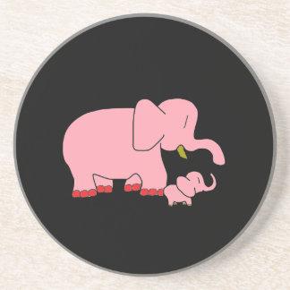 Pink Elephant Coaster