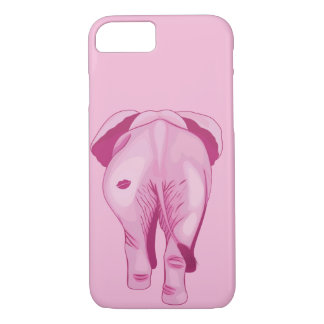Pink Elephant SWAK iPhone 8/7 Case
