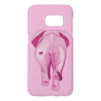 Pink Elephant SWAK Samsung Galaxy S7 Case