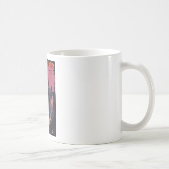 Pink Elephants Coffee Mug