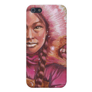 pink-eskimo iPhone 5 covers