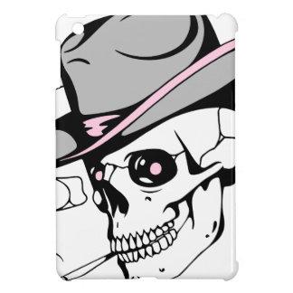 pink eye skull iPad mini covers