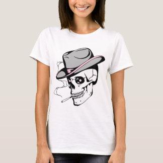 pink eye skull T-Shirt
