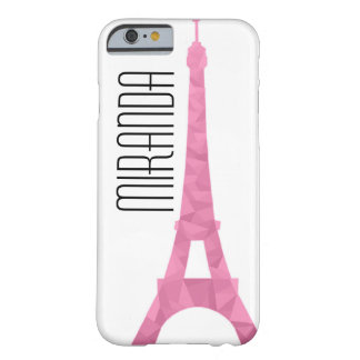 Pink Facet Eiffel Case