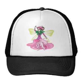 Pink-Faerie Trucker Hat
