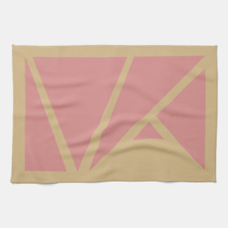 Pink Fairy Armadillo Kitchen Towel