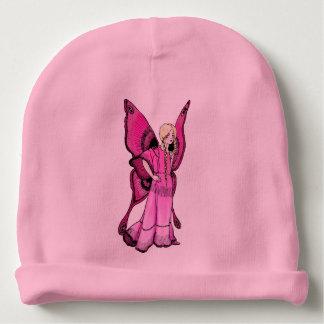 Pink Fairy Baby Beanie