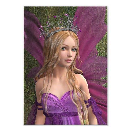 Pink Fairy Art Photo