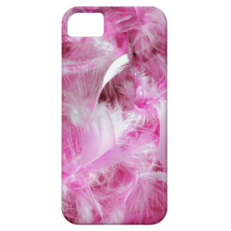 Pink Feathers iphone 5 Case
