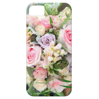 Pink Femine Florals Case For The iPhone 5