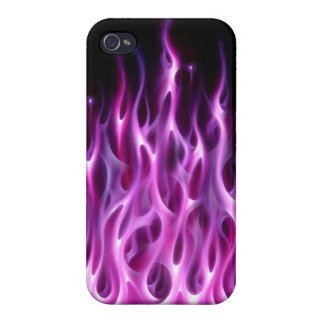 pink fire phone case iPhone 4/4S cover