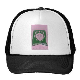 Pink Flag Trucker Hat
