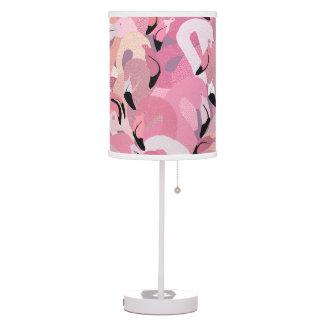 Pink Flamingo Desk Lamp
