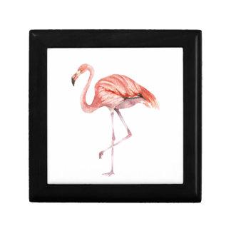 Pink Flamingo Gift Box