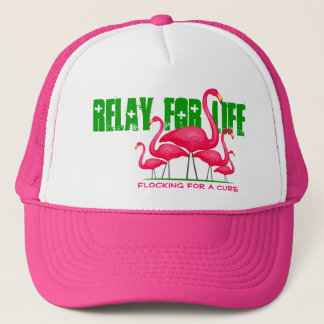 Pink Flamingo Hat