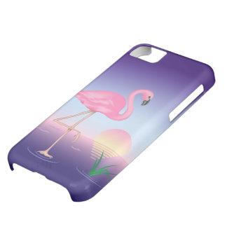 Pink Flamingo iPhone 5C Case