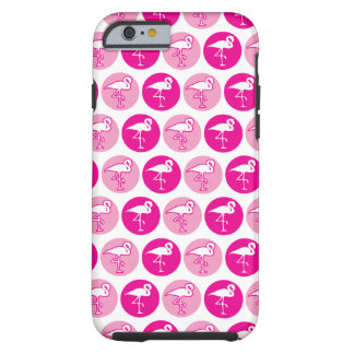 Pink Flamingo iPhone 6 case