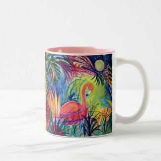 Pink Flamingo Mug