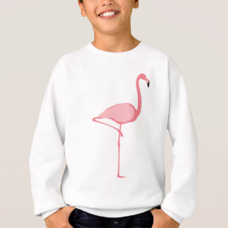 Pink Flamingo Sweatshirt