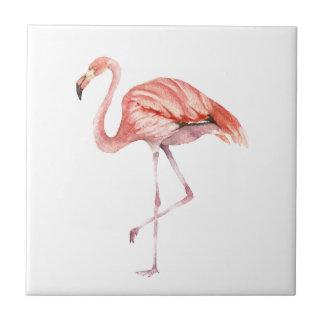 Pink Flamingo Tile