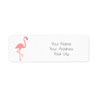 pink flamingo tropical