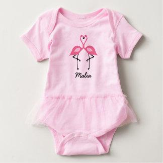 Pink Flamingo Tutu Shirt