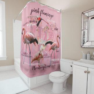 Pink Flamingo Typography | Customized