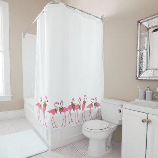 Pink Flamingos Christmas Home Decor