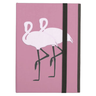 Pink Flamingos Cover For iPad Air