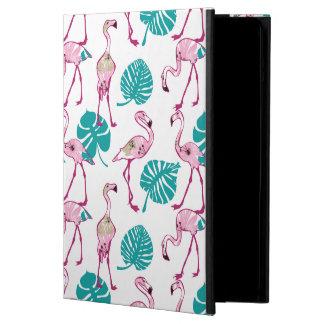 Pink Flamingos iPad Air Case