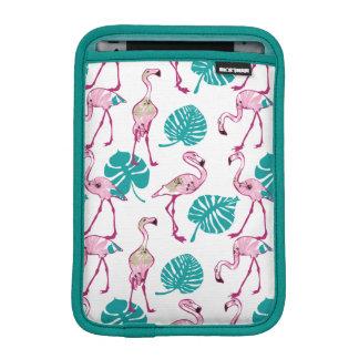 Pink Flamingos iPad Mini Sleeves