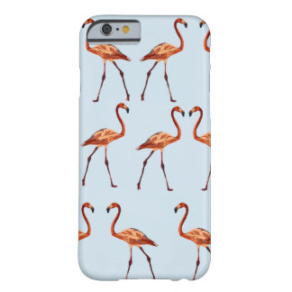 Pink Flamingos iPhone 6/6s, Barely There Barely There iPhone 6 Case