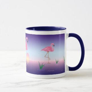 Pink Flamingos Mug