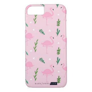 Pink Flamingos Phone Case