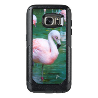 Pink Flamingos Samsung Otterbox Cases