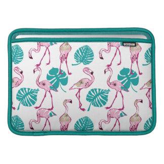Pink Flamingos Sleeve For MacBook Air