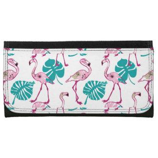 Pink Flamingos Wallet