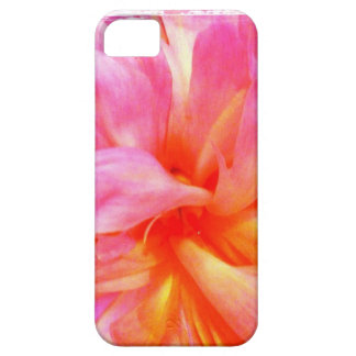 Pink Floral Case For The iPhone 5