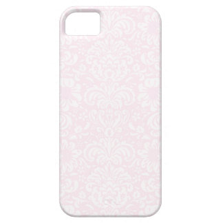 Pink Floral Damask iPhone 5/5S Case