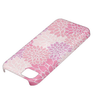 Pink Floral iPhone 5c Case