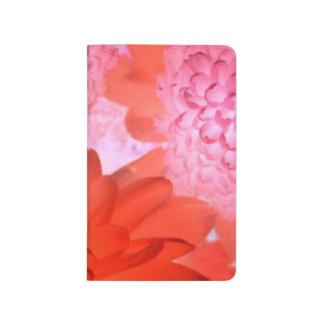 Pink Floral Journal